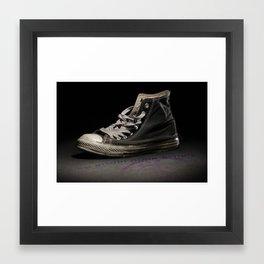 shoe 1 Framed Art Print
