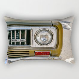 Vintage International Rectangular Pillow