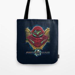 Pacific Hunt Tote Bag