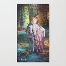 Mon'Amie Canvas Print