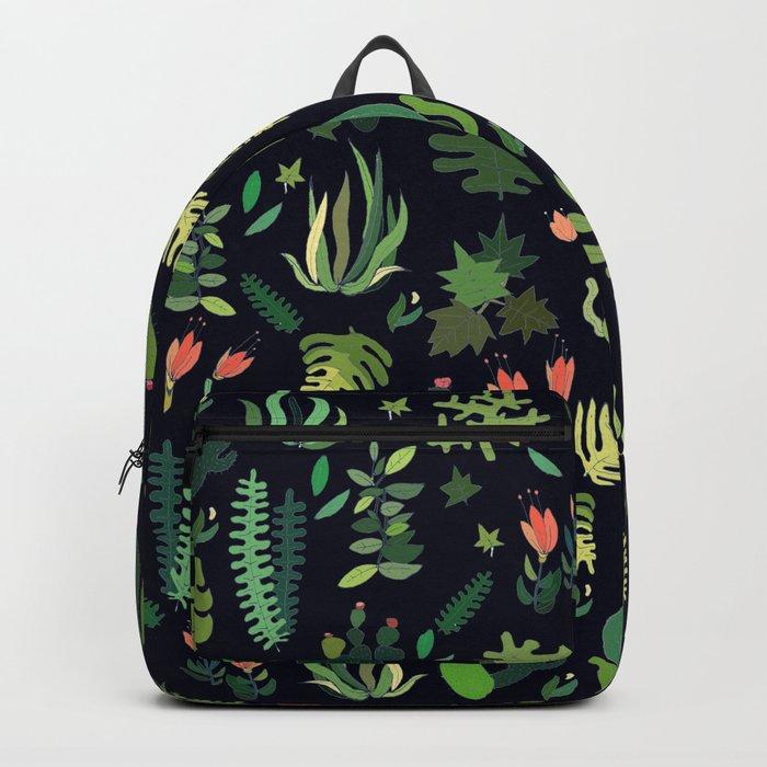 green garden! fresh Backpack