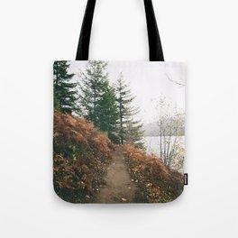 Happy Trails XVI Tote Bag