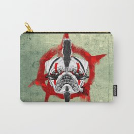 Punk Pug Carry-All Pouch