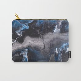 Blue Lightning Carry-All Pouch
