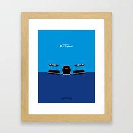 Minimal Chiron Framed Art Print