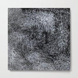 Arterial Abstract Metal Print