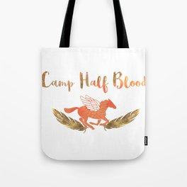 camp half blood v2 Tote Bag