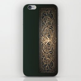 Ygdrassil the Norse World Tree iPhone Skin