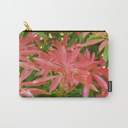 Pieris Forest Flame Carry-All Pouch