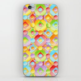 Rainbow Confection iPhone Skin