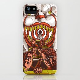 Derry is Calling - It: Chapter 2 iPhone Case