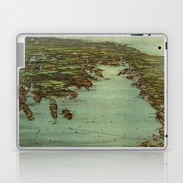 Buzzards Bay 1907 Laptop & iPad Skin