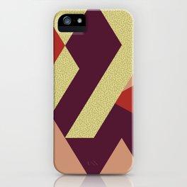 geometrica iPhone Case