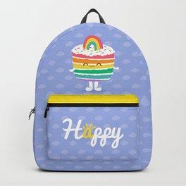 Happy Rainbow Cake Backpack