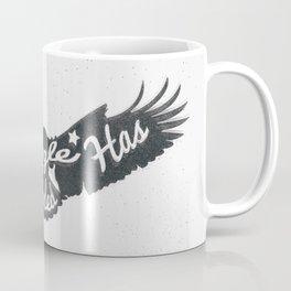 The Eagle Has Landed Coffee Mug