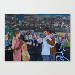 Beautiful Thing The Play Canvas Print