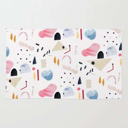 toy piano Rug