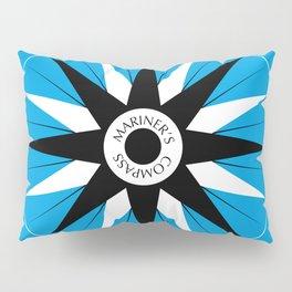 Mariner's Compass Pillow Sham