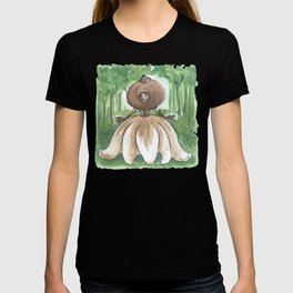 Empire of Mushrooms: Geastrum minimum T-shirt
