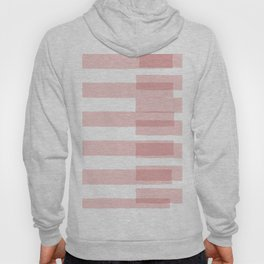 Big Stripes in Pink Hoody