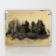 old landscape Laptop & iPad Skin