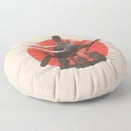 Wicked Rudeboy Floor Pillow