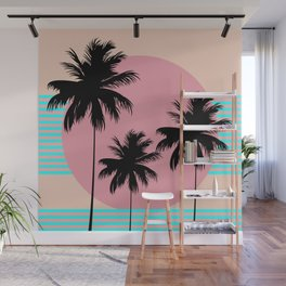 Hello California - Ocean Breeze Wall Mural