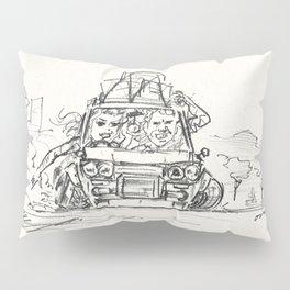 Crazy Car Art 0130 Pillow Sham
