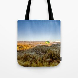 Iceland middle of nowhere Tote Bag