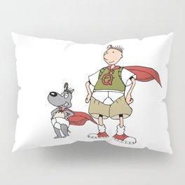 Doug Quail Man Pillow Sham