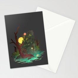 Headless Hunter Stationery Cards