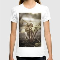 plant T-shirts featuring PLANT by zulema revilla