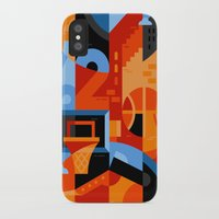 basketball iPhone & iPod Cases featuring Basketball by koivo