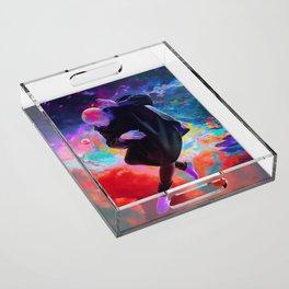 Singularité - Dorian Legret x Aeforia Acrylic Tray