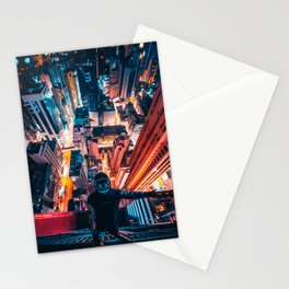 Extreme Nightscape Stationery Cards