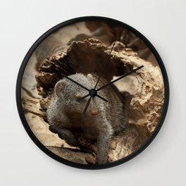 Maxin' N Relaxin' Wall Clock