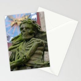 The Death | Der Tod Stationery Cards
