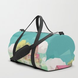 The Age of the Ocean Duffle Bag