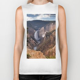 Yellowstone Grand Canyon Biker Tank