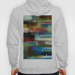 Abstract Composition 275 Hoody