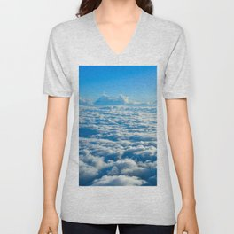 Lets Fly Unisex V-Neck