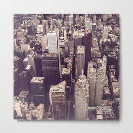 toronto aerial view Metal Print