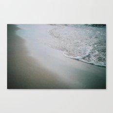 Wash Away Canvas Print