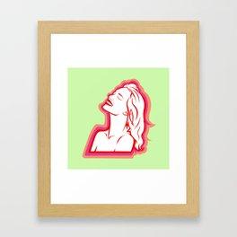 Joie 19 Framed Art Print