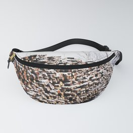 Stacked Fanny Pack