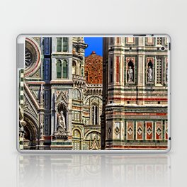 Renaissance Architecture in Florence Laptop & iPad Skin