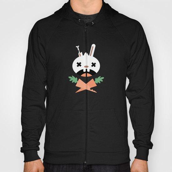 Bunny Death Hoody