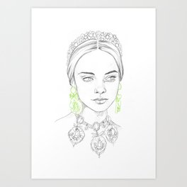 20 Art Print