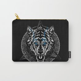 Bicklette Wolf Carry-All Pouch