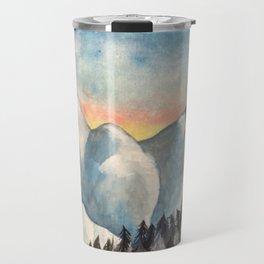 With How Sad Steps, Oh Moon Travel Mug